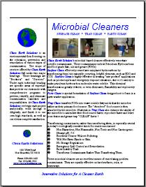 MicrobialCleanersPDF